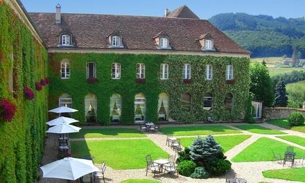Bourgogne : 1 à 3 nuits 4* avec petit-déjeuner et dîner en option
