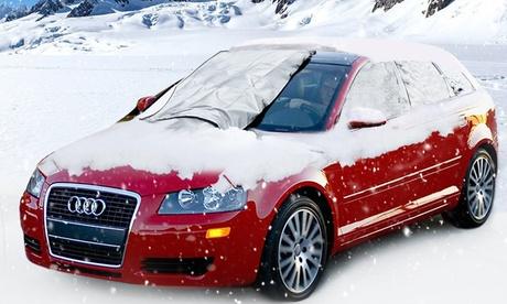 Bâche magnétique anti-givre/ anti-gel de protection, pour pare-brise pour voiture