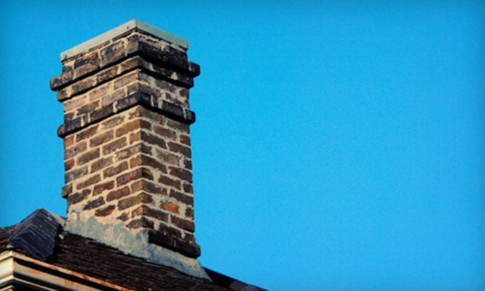 D. Rich Stonework, LLC - Killingworth: $69.99 for Chimney Sweep and Inspection from D. Rich Stonework, LLC ($140 Value)