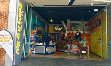 Ripley's Believe It or Not! Child $8 or Adult Ticket $14, at Surfers Paradise Up to $24.90 Value