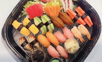 50% Off Japanese Cuisine at Makoto Japanese Buffet