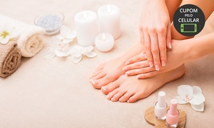 LEDA LIMA: 1 ou 2 meses de manicure e pedicure no Leda Lima – São José dos Pinhais