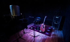 CPMR (carl pemberton music and recording ): Two or Four 30-Minute Guitar or Vocal Private Lesson at Carl Pemberton Music and Recording (50% Off)