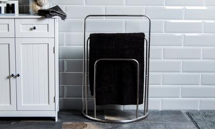 Bath Vida Towel Stand in Choice of Design
