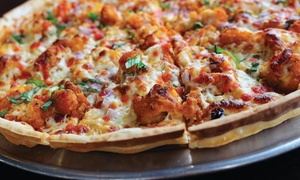 Old Town Pizza: Pizza Meals for Two, Four, or Six People or $14.50 for $20 Worth of Take-Out at Old Town Pizza