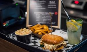 Burgery Nocą: 2 burgery za 37,99 zł i więcej w Burgery Nocą (do -39%)