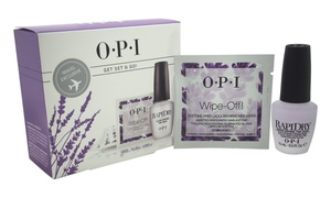 OPI Manicure and Pedicure Essentials