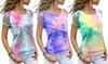 Tie-Dye Women's T-Shirt