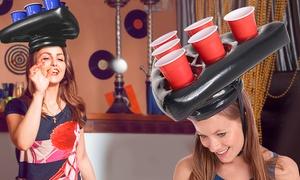 Chapeau bière-pong