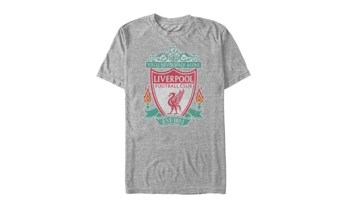 buy online 035a8 1a5a7 Up To 40% Off on Liverpool Men's T-Shirt | Groupon Goods