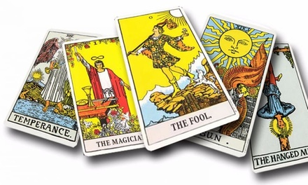 12Month $15 or SixCard Tarot Reading via Email $9 from Tarot Card Readings Up to $71.94 Value