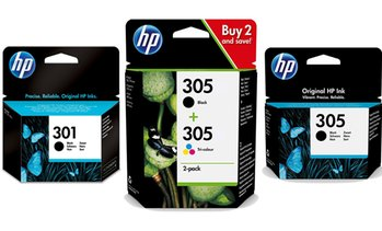 HP inktcartridges