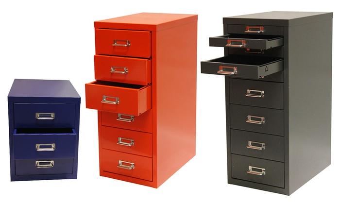 Cassettiera Ufficio In Metallo : Cassettiera da ufficio magazin groupon goods