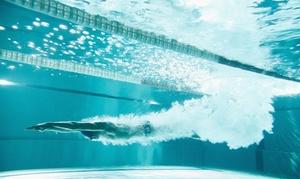 Nuoto e corsi in piscina: 10 o 20 ingressi nuoto libero o acqua fitness piscine di Marsala, Seravezza, Bastia Umbra. Valido in 3 sedi