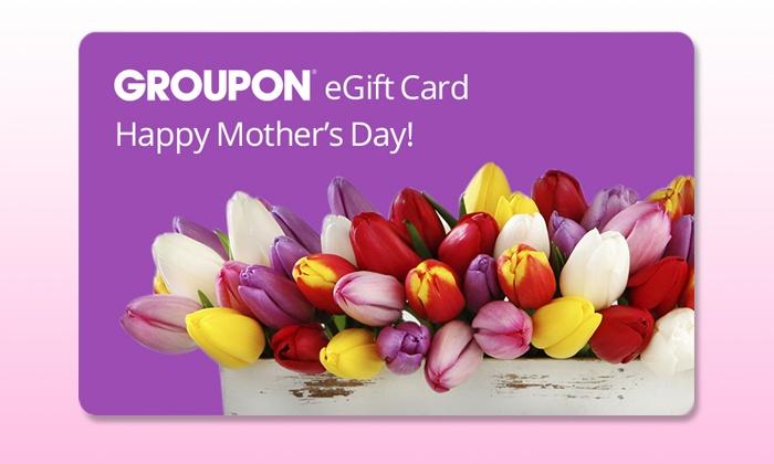 Groupon Gift Card: Groupon eGift Cards Starting at $15