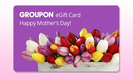 groupon daily deal - Groupon eGift Cards Starting at $15