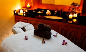 The Spa at The Hilton Dubai Jumeirah: Access to Facilities with an Optional 30- or 60-Minute Treatment at The Spa, The Hilton Dubai Jumeirah (Up to 39% Off)
