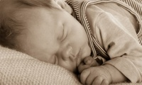 Personalised Digital Image - New Born Milestone from Saaf Photography (80% Off)
