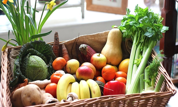 Mother Earth Boxes: A Week's Worth of Produce with Delivery from Mother Earth Boxes (Up to 47% Off)