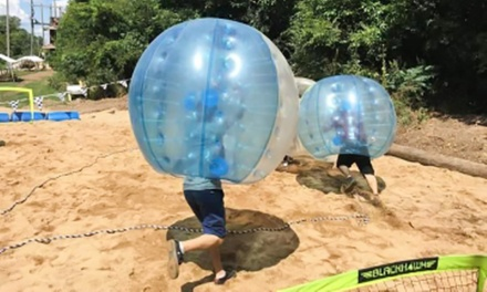 One or Two Hours of Bubble Soccer for Up to Six People at Aerial Adventures (Up to 53% Off)