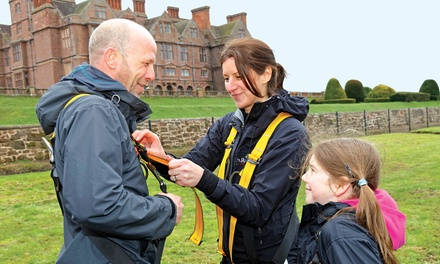 Shropshire: 2 to 4 Nights for One with Meals, Activities and Evening Entertainment with JCA Family Adventure