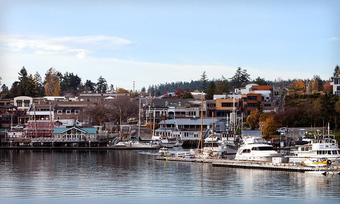 Bird Rock Hotel - Friday Harbor: Two-Night Stay at Bird Rock Hotel in Friday Harbor, WA