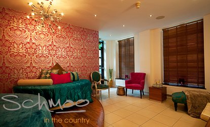 Luxury Spa Pamper package at Schmoo in the country at Hilton Puckrup Hall (57% Off)