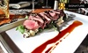 Up to 44% Off Four-Course Upscale Italian Dinner