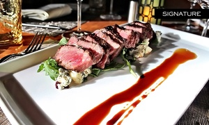 Culina at the Four Seasons Hotel: Four-Course Upscale Italian Dinner for Two or Four at Culina at the Four Seasons Hotel (Up to 44% Off)