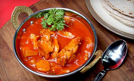Indian Meal and Drinks for Two or Four at Raj Mahal (Up to 59% Off)