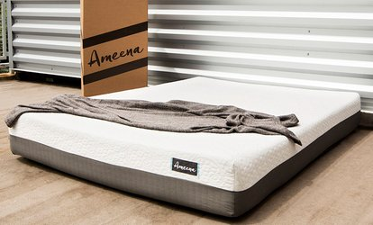 Up to 50% Ameena Memory-Foam Mattresses from US-Mattresses.com
