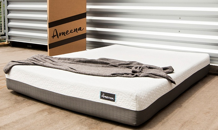 Ameena Memory Foam Mattresses Ameena Mattress Groupon