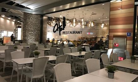 Buffet para 2 con ensalada, guarniciones y diferentes cortes de carne en Che Restaurant (hasta 41% de descuento)