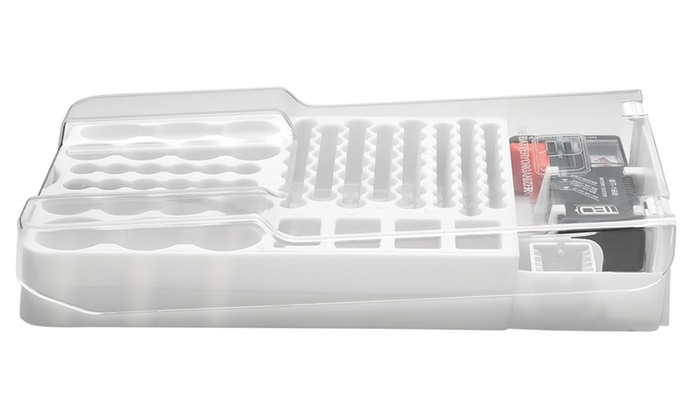 Up To 17% Off On Battery Storage Organizer | Groupon Goods