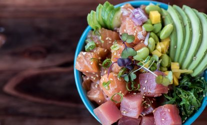 image for Poke for One or Two, or More People at I C Poke (Up to 30% Off). Two Options Available.