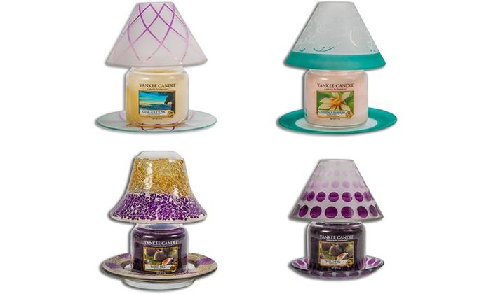 Yankee candle large shade set