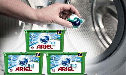 38 à 342 pods lessive Ariel Alpine
