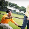 Up to 55% Off Golf Lessons or Fitness Sessions