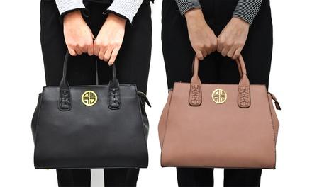 Carlton London Women's Allium Grab Bag in Choice of Colour
