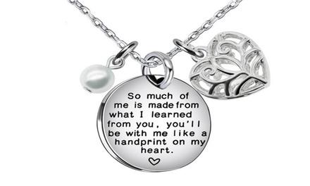 Love Charm Pendant