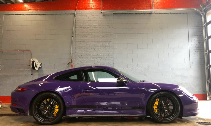 Bos Auto Detail Wrap From 110 Quincy Ma Groupon