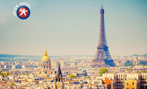 Inter hotel parisiana merchandising it deal del giorno for Soggiorno a parigi