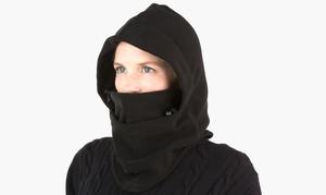 Unisex Heavyweight Adjustable Fleece Hood