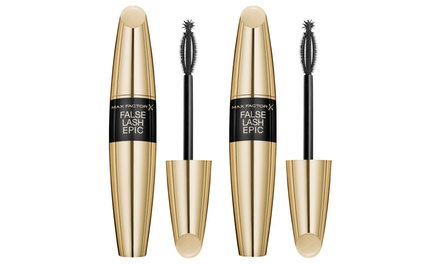 Two Max Factor False Lash Epic Mascaras