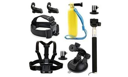 Set accessori per GoPro