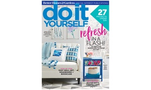 Up to 50% Off Do It Yourself Magazine Subscription