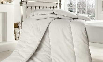 Silentnight Just Like Down 13.5 Tog Duvet and Two Pillows from £24.98 With Free Delivery