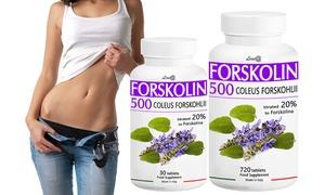 Cure Forskoline, brûle graisses