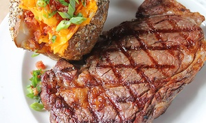 $24 For $40 Worth Of Steakhouse Cuisine At Hereford House