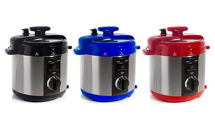 Wolfgang Puck Pressure Cooker Groupon Goods